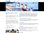 About | volvo70racing. com | Starshell Sailing Adventures
