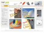 VOT'PUB - Catalogue Communication et publicité par l'objet