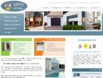 VRS Fermetures volets roulants et portes de garages, SolR