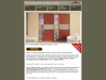 Vstavané skrine na mieru, šatníky a prechodové dvere