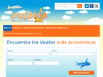 Vuelavia. com - Vuelos económicos y Aerolíneas de bajo coste