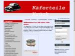 VW Käfer Teile Ersatzteile Cabrio Tuningteile Service Käferteile Krück