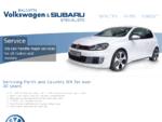 Balcatta Volkswagen and Subaru Specialists