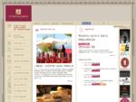 Vyno klubas - kolekcinis vynas, stiprieji gėrimai, gurmaniškas maistas