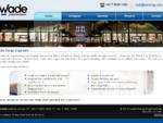 Wade Design Engineers - Engineering inspections, design and certification in Queensland, Australia