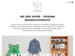 We Are Home - Mukava mainostoimisto, Tampereella