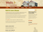 Waihi History, Underground Gold and Silver Mining » Waihi Arts Centre Museum