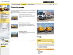 Liebherr-Betonpumpen GmbH | Hersteller von Autobetonpumpen, Fahrmischerpumpen, Fahrmischer, Anhä