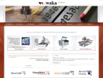 Waka New Zealand - CNC routers, Lasers, 3D Printers, CAM software, Techno