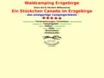 Waldcamping Erzgebirgsblick