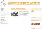 Verein zur Förderung der Waldorfpädagogik Welzheimer Wald e. V.