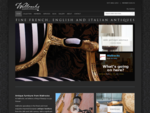 Antique Furniture | Fine French Antiques | Provincial Furniture at Wallrocks