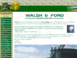 Walsh Ford Grain Augers Grain Buggies Bulk Handling Manure Spreaders