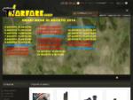 Warfare Shop vendita articoli per Softair - Warfare Shop