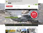 Maintenance des locaux industriels | Produits de maintenance | Watco