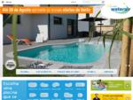 Piscinas Waterair, fabricante de piscina prefabricada, construção, instalação piscinas | Waterai