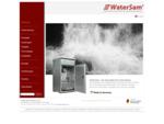 Probenehmer, Messstationen, Spezialprobenehmer der WaterSam GmbH Co. KG