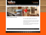 Kitchens Brisbane - Cabinet maker Brisbane - G. W. D. C. Wathen Pty Ltd
