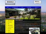 Wodonga caravan and cabin accommodation family holidays, pet friendly