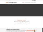 Windowvision BVBA - Ramen, Deuren Veranda's