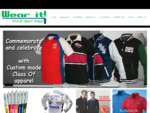 uniforms | teamwear | sportswear | sublimation | embroidery | screen printing | wear it |