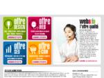 Agence web design | Creacute;ation et deacute;veloppement de sites internet | Sous traitance ...