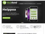 Hakukoneoptimointi | Mobiilisivut | Kotisivut | Web Bond Oy