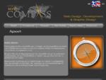 Web Compass | Σχεδιασμός και Δημιουργία Ιστοσελίδων | Design and development of websites
