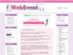WebEvent. gr - Μπομπονιέρες Γάμου Βάπτισης, Προσκλητήρια Γάμου, Στέφανα, Μπουμπουνιέρες