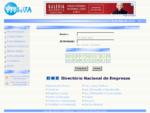 WWW. WEBLISTA. PT - Directoacute;rio Nacional de Empresas