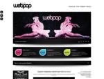 студия дизайна webpop. ru - дизайн сайта, разработка сайта, сделать интернет-магазин