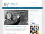 Websight - Web marketing e nuove tendenze