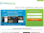 Free webpages - The fast, easy and free way to create a small business website