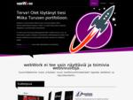 webWork Finland - Kotisivut yritykselle, logot, käyntikortit
