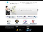 Websider - Bannere - Sosiale medier - Nettmarkedsføring - Webworld
