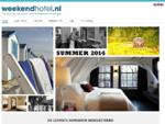 Weekendhotel. nl - hotel en bed and breakfast adressen Nederland Belgie