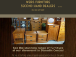 Furniture | Dunedin Central | J F Weir