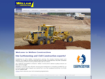 Wellam Constructions | Earthmoving and Civil Engineering Contractors