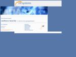 NL Systems - Uw partner voor Hosting - Netwerken - Software - Wireless - CMS Website in Limburg en .