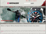 Swiss Watches, Swiss Knives Pocket Knives, Swiss Watches Army Knives, Divers Watches - Wenger