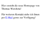 Thomas Werchota