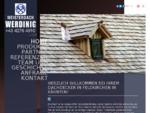 Werdinig - Dachdecker- und Spenglerbetrieb Feldkirchen in Kärnten