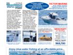 Wescraft Boats, Victor Marine, Victor Harbor, SA