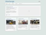 Tillverkning av fönster och fordonsfönster- Westberga Industri AB