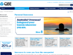 Car, Travel, Boat, Home, Motorcycle, CTP, Greenslips | QBE Personal Insurance