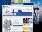 Wetter Wetterbericht und 9-Tage-Wettervorhersage für ihre Region oder Stadt. Dazu aktuelle Unwette