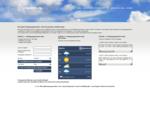 Homepagewetter Wetterbox für ihre Homepage
