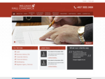 Williams Hall Chadwick Chartered Accountants - business accounting services Brisbane, finance accou