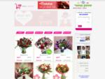 משלוחי פרחים | שושן צחור