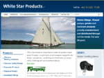 Whitestar Products, Fynspray, Cleveco, Murray Winches, Marine Products,
